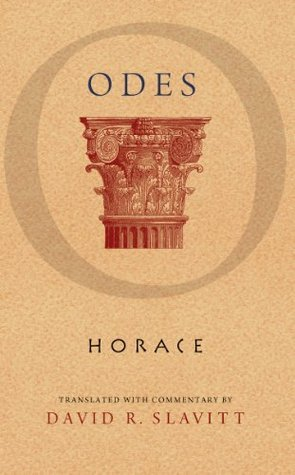 Odes (Wisconsin Studies in Classics)