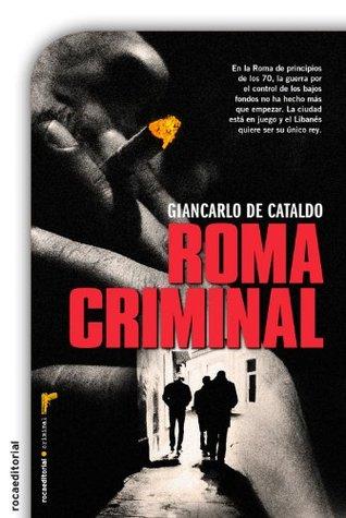 Roma criminal Giancarlo De Cataldo, Pilar González