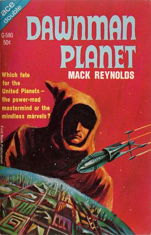 Dawnman Planet (United Planets, #2) by Mack Reynolds
