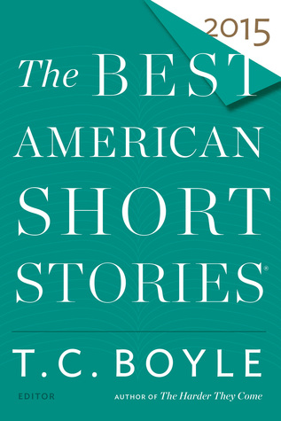 Lauren's review of The Best American Short Stories 2015