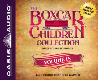 The Boxcar Children Collection Volume 18: The Mystery of the Lost Mine, The Guide Dog Mystery, The Hurricane Mystery