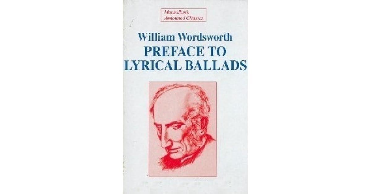 william wordsworth impact on society