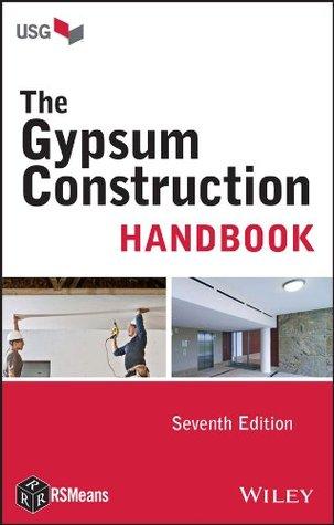 The Gypsum Construction Handbook (RSMeans)
