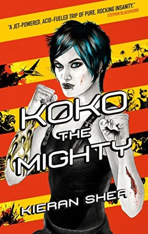Koko the Mighty by Kieran Shea
