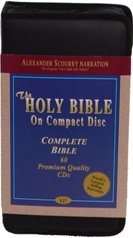Alexander Scourby Holy Bible-KJV by Anonymous