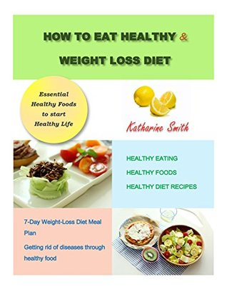 How To Eat Healthy Weight Loss Diet Healthy Eating Healthy Foods Healthy Diet Recipes And 7 Day Weight Loss Diet Meal Plan By Katharine Smith