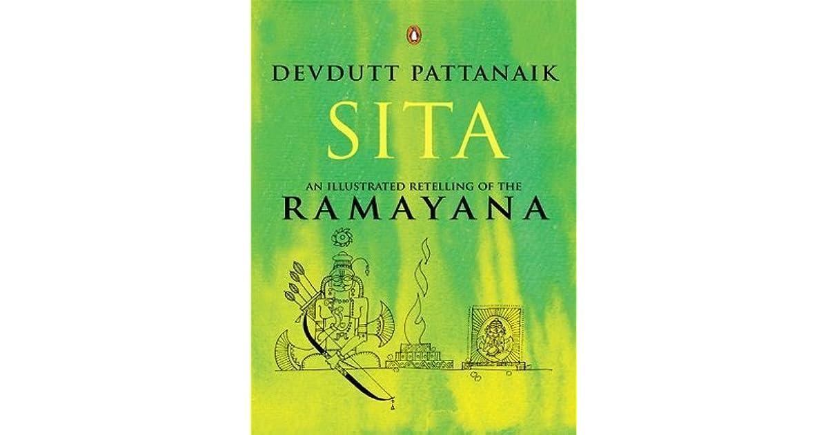 Sita: An Illustrated Retelling of the Ramayana by Devdutt