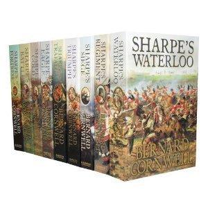 Sharpe's War Battle Collection 9 Book Set