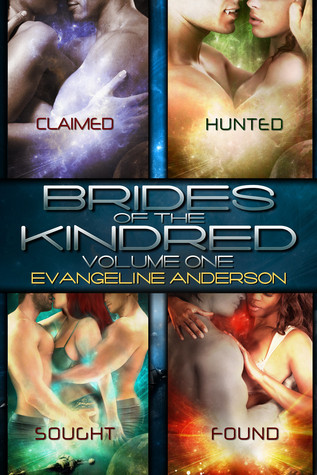 Brides of the Kindred Box Set: Volume One (Brides of the Kindred #1-4)
