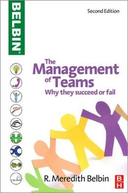 Management Teams: Why They Succeed or Fail