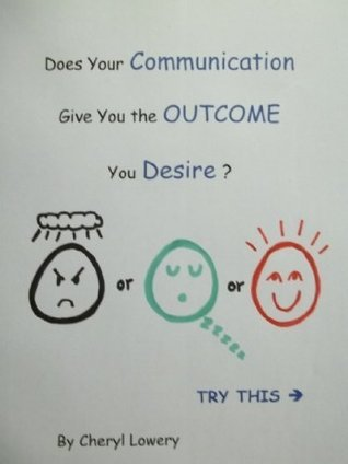does your communication give you the outcome you desire
