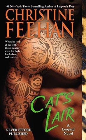 Book Review: Cat's Lair by Christine Feehan