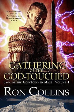 Gathering of the God-Touched (Saga of the God-Touched Mage, #4)