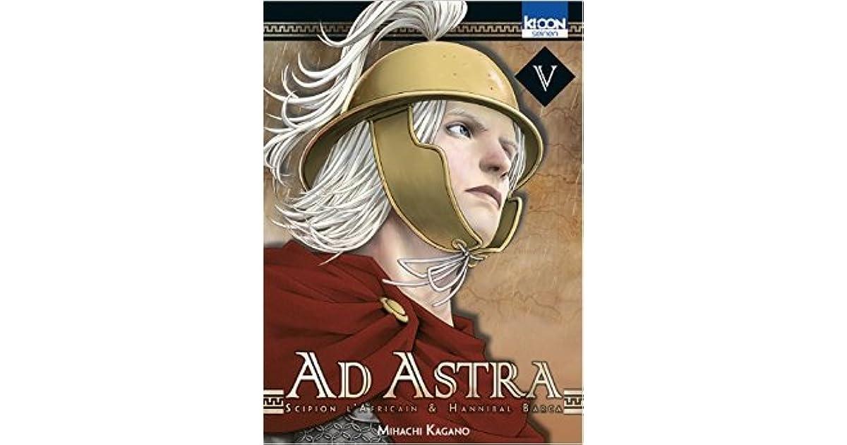 Ad Astra Ad Astra 5 By Mihachi Kagano