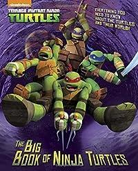 The Big Book of Ninja Turtles (Teenage Mutant Ninja Turtles)