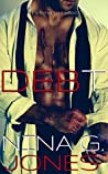 Book cover for Debt