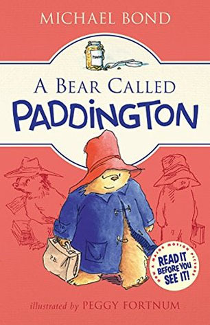 Paddington Bear Little Library for Little Hands The Movie