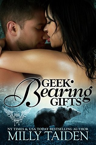 Geek Bearing Gifts (Paranormal Dating Agency, #2)