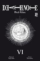 Death Note: Black Edition, Volume 06 (Death Note: Black Edition #6)