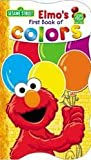 Elmo's First Book of Colors