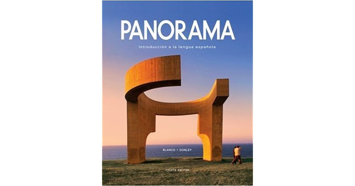 Panorama 4th edition student edition with supersite plus code by panorama 4th edition student edition with supersite plus code by jos a blanco fandeluxe Image collections