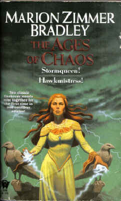 The Ages of Chaos (Darkover Omnibus, #2) by Marion Zimmer Bradley