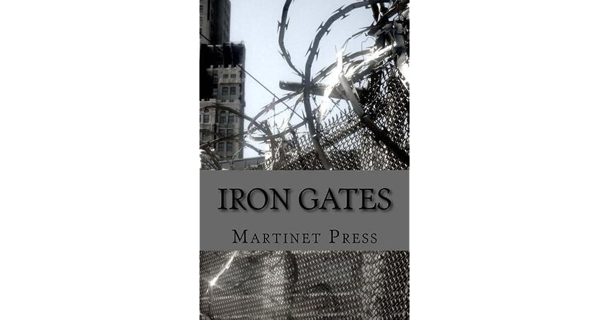 Iron Gates by Tempel ov Blood