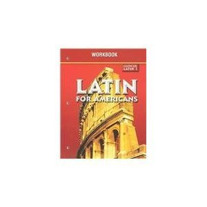 Latin For Americans Annotated Teacher Edition By B L Ullman