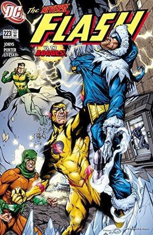 The Flash (1987-) #223