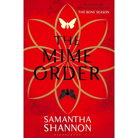 The Mime Order (The Bone Season, #2) by Samantha Shannon