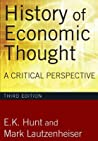 History of Economic Thought by E.K. Hunt
