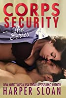 Corps Security: The Series (Corp Security, #1-5)