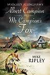 Margery Allingham's Albert Campion in Mr Campion's Fox