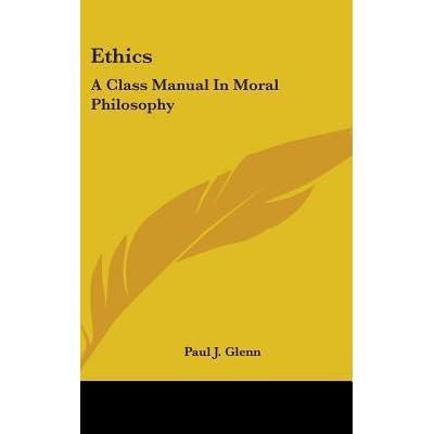 PAUL GLENN ETHICS PDF DOWNLOAD
