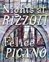 Book cover for Nights at Rizzoli