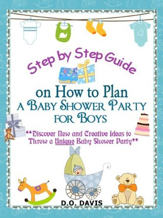 Step-by-Step Guide On How to Plan A Baby Shower Party for Boys