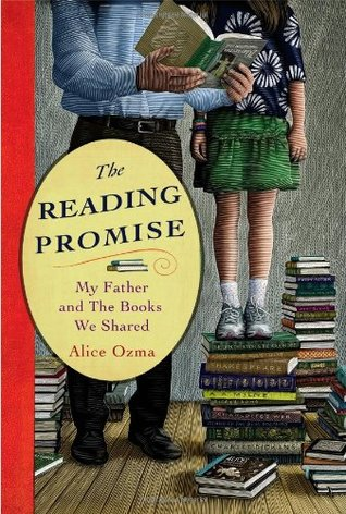 The Reading Promise: My Father and the Books We Shared (Thorndike Press Large Print Biographies & Memoirs Series)