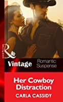 Her Cowboy Distraction (Cowboy Café #1)