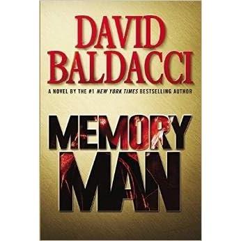 Memory Man (Amos Decker, #1) by David Baldacci