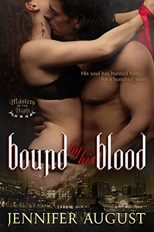 Bound By His Blood (Masters of the Night Book 1)