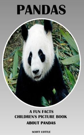 Pandas: A Fun Facts Childrens Picture Book About Pandas (Fun Facts Childrens Picture Books)