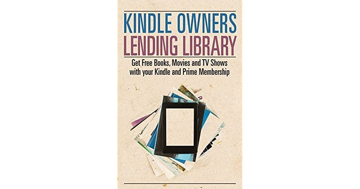 kindle owners lending library get free books movies and tv shows with your kindle and prime. Black Bedroom Furniture Sets. Home Design Ideas