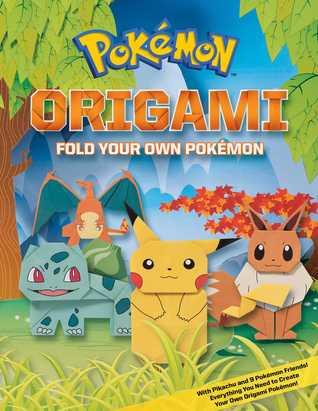 Pokémon Origami Crafts - How to Fold Origami Pikachu from Pokémon ... | 411x318