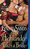 The Highlander Takes a Bride (Highland Brides, #3)