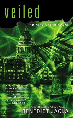 Veiled (Alex Verus, #6)