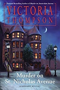 Murder on St. Nicholas Avenue (Gaslight Mystery, #18)