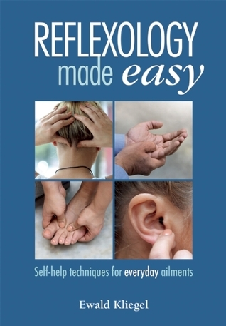Book cover Reflexology Made Easy  Self-help techniques for everyday ailments (2015, Earthdancer Bks)