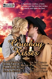 Cowboy Kisses by Lorrie Farrelly