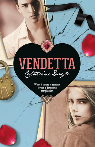 Image result for vendetta book