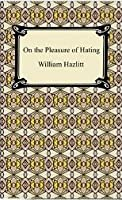 60 in 60: #12 – Hazlitt's On the Pleasure of Hating (Penguin's Great Ideas)